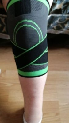 3D Sports Knee Pad photo review